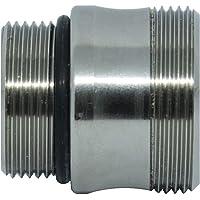 Adaptateur Ikea pour robinet M18,5 à M22 - Convient également aux robinets Ikea. Également compatible avec le filtre…