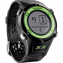 Garmin Approach S2 GPS Golf Watch Distance Rangefinder Shot Counter Digital Scorecard (Certified Refurbished)