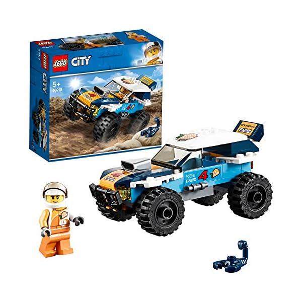 LEGO City - Auto da rally del deserto, 60218 2 spesavip