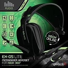 Gioteck Ex05 Lite Headset [import anglais]