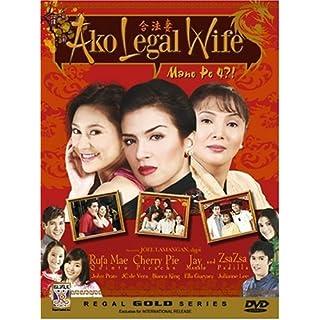Ako Legal Wife, Mano Po 4?! - Philippines Filipino Tagalog DVD Movie by Rufa Mae Quinto