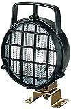HELLA 1G3 996 001-351 Arbeitsscheinwerfer W131 für Nahfeldausleuchtung, Anbau, rund, Halogen, 12V/24V