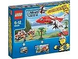 Lego City Superpack 66426 Feuerwehr 3 in 1 (4208 & 4209 & 4427)