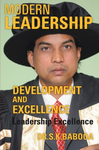 Modern Leadership Development and Excellence: Leadership Excellence