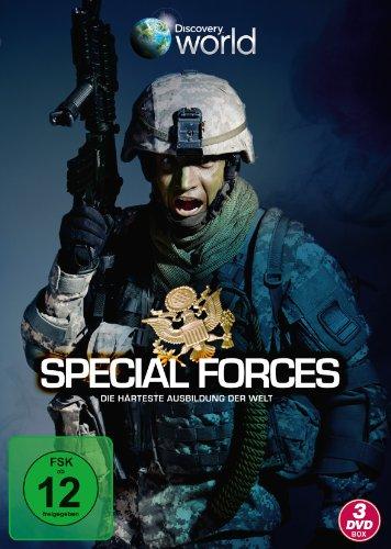 Special Forces - Die härteste Ausbildung der Welt (3 DVDs)