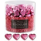 150 rosa Schokoladen Herzen Delhi