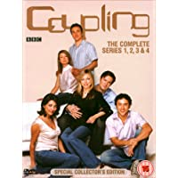 Coupling: Complete BBC Series 1-4 Box Set