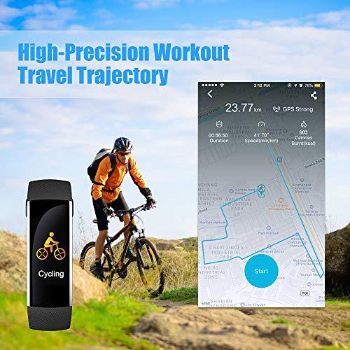 Zoom IMG-3 fitness tracker orologio braccialetto activity