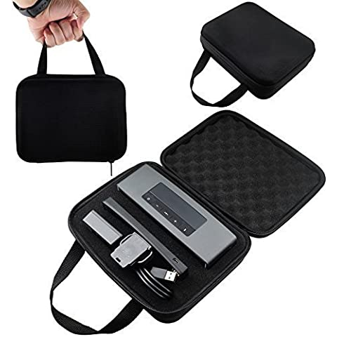 QUMOX EVA Carry Case bolsa de viaje cubierta para Bose SoundLink Mini-I II Altavoz Bluetooth
