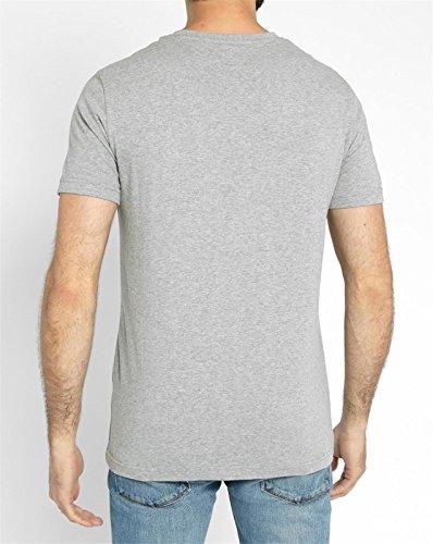 T-Shirt LE COQ SPORTIF Fluorin Grau