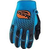 Msr Motocross Gloves - NXT - Blue-Orange - S/8