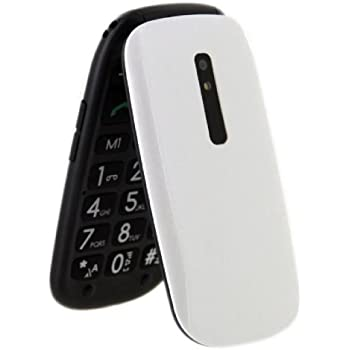 Telefunken TM220 - Móvil de Teclas Grandes (2.4