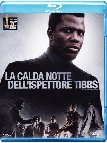 La calda notte dell'ispettore Tibbs [Blu-ray] [IT Import] Dell Blu Ray Disc