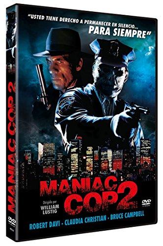 Bild von Maniac Cop 2 (MANIAC COP 2, Spanien Import, siehe Details für Sprachen)