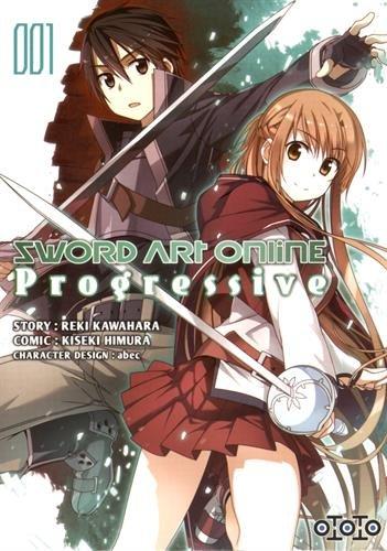 Sword Art Online - Progressive Vol.1