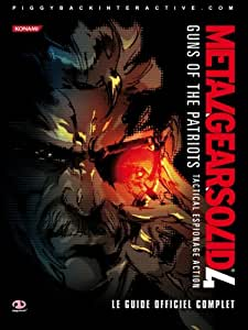 Guide Metal Gear Solid 4 : Guns of the Patriots