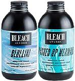 (2 PACK) Bleach London Super Cool Colours Blullini & Bleach London Super Cool Colours Washed Up Mermaid x 150ml