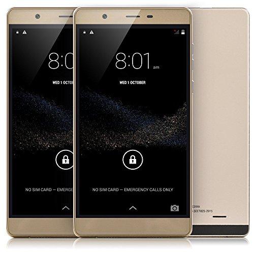 YIKUN P8+ Unlocked Smartphone 6.0
