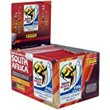 Panini 2010 Fifa World Cup South Africa Stickers - 1 Box, 100 packs per box (Pack of 100)