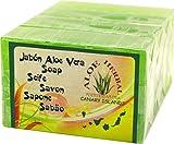Jabón de Aloe Vera para la Cara