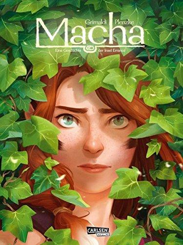 Macha (Geschichten von der Insel Errance)