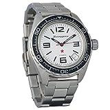Marke Neu. Wostok komandirskie 200WR Herren Armbanduhr Mechanische automatische Armbanduhr Automatik # 020716