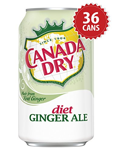 Canada Dry Diet Ginger Ale - US Import! (36 Dosen x 355ml)
