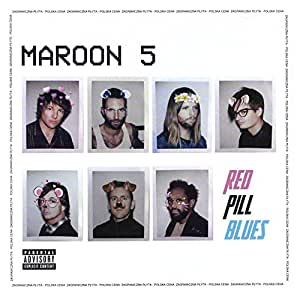 Maroon 5 Red Pill Blues Cd Maroon 5 Amazon De Musik