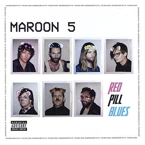 Maroon 5: Red Pill Blues [CD]