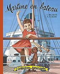 Martine, tome 10 : Martine en bateau par Gilbert Delahaye