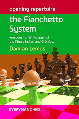 Opening Repertoire: The Fianchetto System: Weapons for White against the King's Indian and Gr??nfeld (Everyman Chess) by Damian Lemos (2014-07-15)