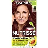 Garnier Nutrisse Hair Color, 452 Dark Reddish Brown Chocolate Cherry