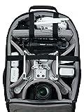 Kani Backpack for DJI Quadcopter Drones, Phantom 3 Professional, Phantom 3 Advanced, Phantom 3 Standard, Phantom 3 4K, Phantom 2 Vision & Vision+, Phantoms Fits Extra Accessories GoPro Cameras