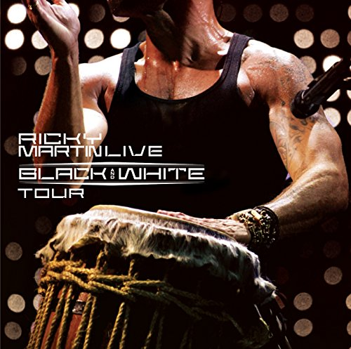 Ricky Martin... Live Black & W...