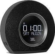 JBL Horizon Bluetooth Clock Radio With Usb Charging And Ambient Light - Black, JBLhorizonblkeu