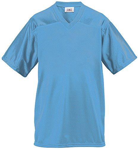 Teamwork Damen Overtime Werbe Fußball Jersey, Damen, Columbia Blue, X-Large