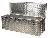 Alluminium Riffelblech-Box Alu 375 Liter ALUT375 L 1522 x B525 H515 mm