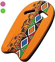Swimming Kickboard, Beginner Non-slip Swim Training Aid/Eva Swimming Back Float - Fitness Kickboard Swimming T
