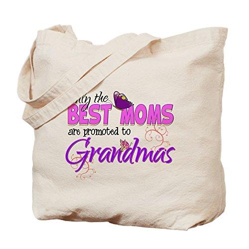 CafePress Grandma Promotion Tragetasche, canvas, khaki, S