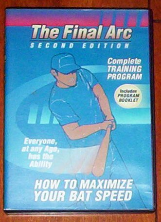 The Final Arc DVD - How to Maximise Your Baseball Bat Speed