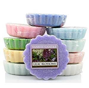 Floral Mix 10 Wax Tarts