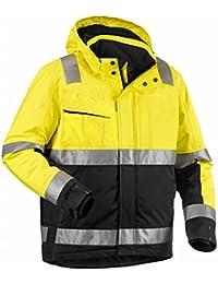 """Blakläder Winter Bundjacke """"High-Vis"""" Klasse 3 Größe L in gelb/Schwarz , 1 Stück, , 487019873399L"""