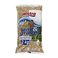 Amtra Gravel Aquarium Ornaments, 2 kg