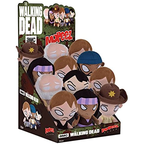 The Walking Dead Mopeez Plush Figure 12 cm Display (12) Funko Peluches