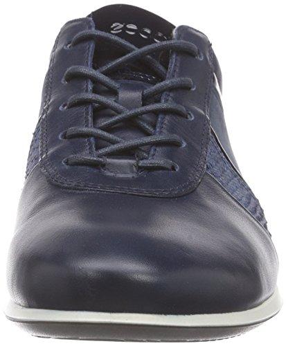 Ecco ECCO TOUCH SNEAKER, Sneakers Basses femme Bleu - Blau (MARINE/DENIM BLUE/MARINE54055)