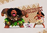 Olimpia Design Fototapete Disney Vaiana - Moana, 1 Stück, 10481P8