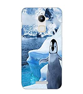 COOLPAD NOTE 3 LITE PENGUIN Back Cover by PRINTSWAG