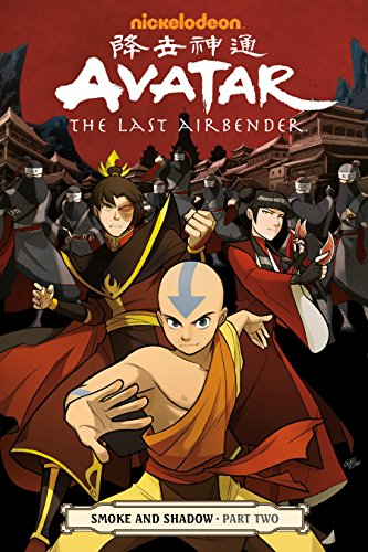 Avatar: The Last Airbender - Smoke and Shadow Part 2 ...