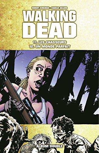 Walking Dead intégrale des tomes 1 à 12 en 6 doubles albums