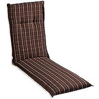 beo Sedia a sdraio cuscino - Lunghezza totale 174 cm//larghezza 52 cm Spessore//7 centimetri - Trova i prezzi più bassi